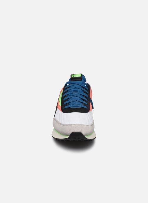 Baskets Puma Future Rider Neo Pop M Multicolore vue portées chaussures