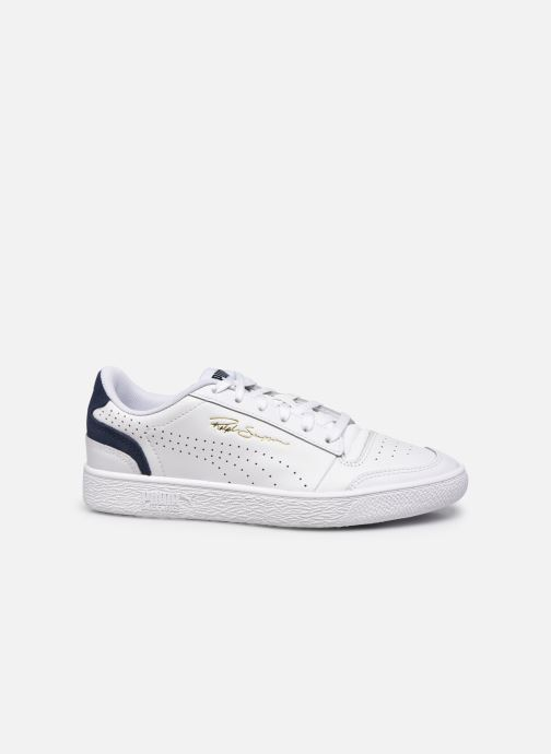 Sneakers Puma Ralph Sampson Lo Perf Brushed W Wit achterkant
