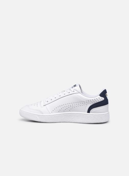 Baskets Puma Ralph Sampson Lo Perf Brushed M Blanc vue face