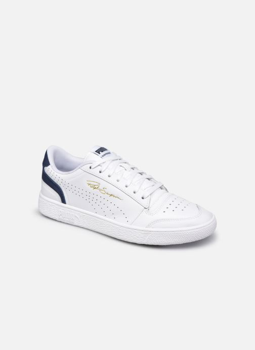 Baskets Puma Ralph Sampson Lo Perf Brushed M Blanc vue détail/paire