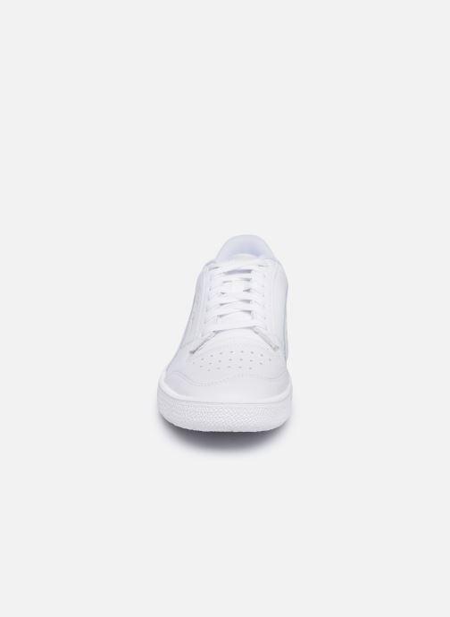 Baskets Puma Ralph Sampson Lo Perf M Blanc vue portées chaussures