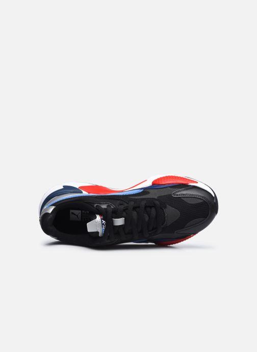 Baskets Puma RSX3 BMW Noir vue gauche