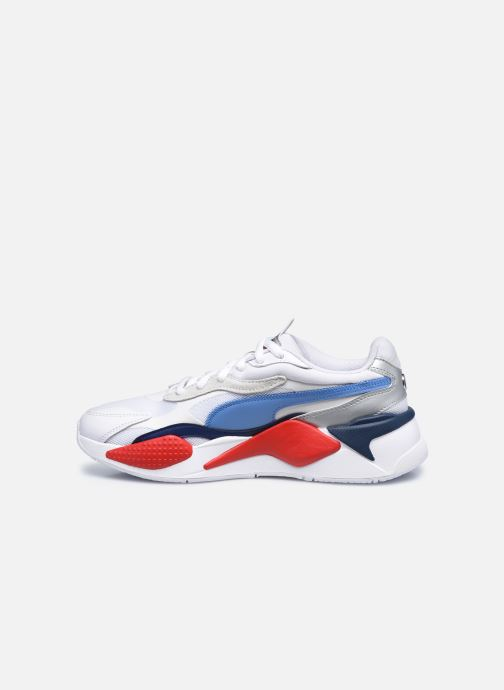 Sneakers Puma RSX3 BMW Bianco immagine frontale