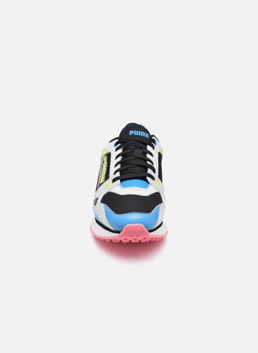 Sneaker Puma Rider Ski Jet mehrfarbig schuhe getragen