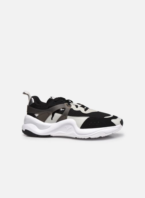 Sneakers Puma Rise Mono Zwart achterkant