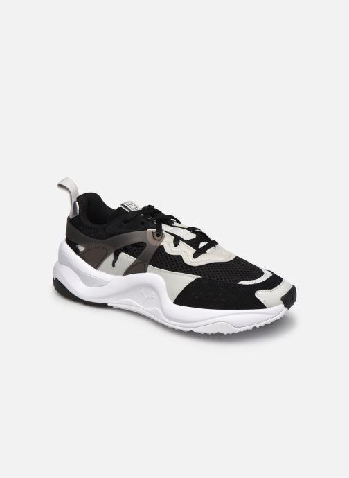 Sneakers Puma Rise Mono Zwart detail