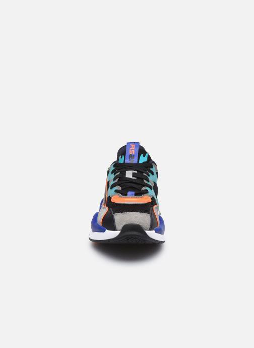 Sneakers Puma RS-2K Internet Exploring Grigio modello indossato
