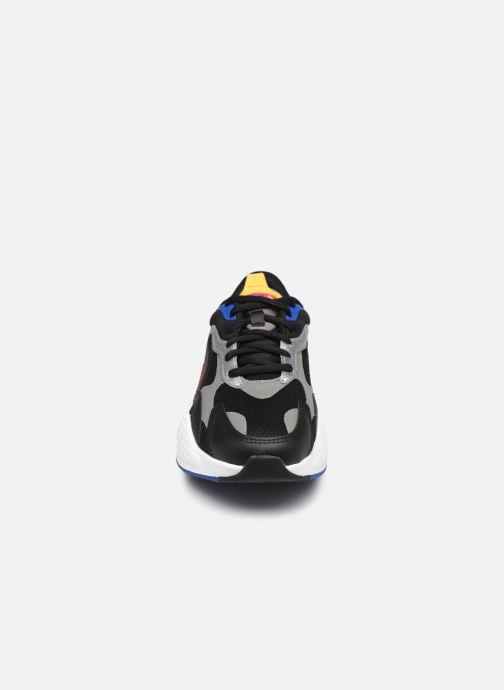Baskets Puma RS-X3 00 OG Noir vue portées chaussures