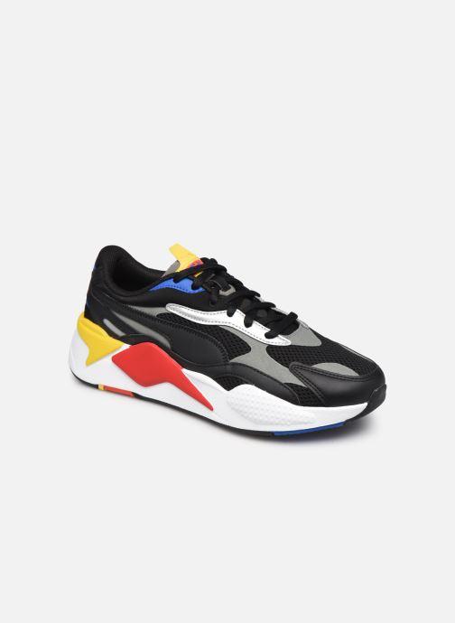 Baskets Puma RS-X3 00 OG Noir vue détail/paire