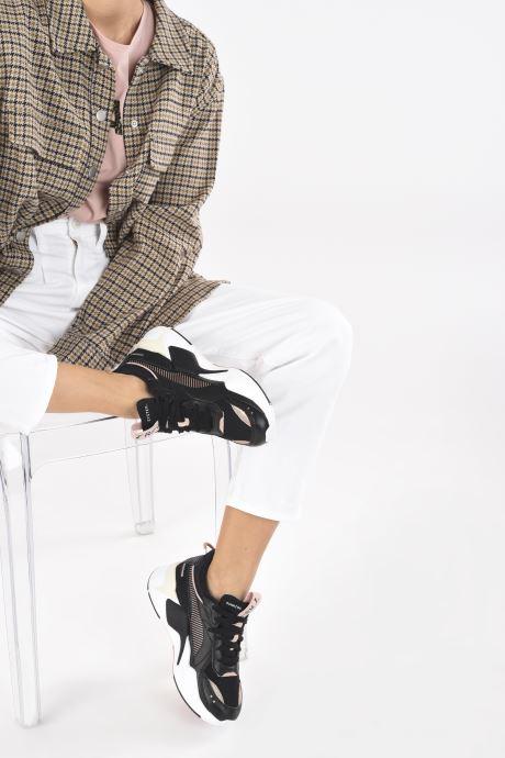 Sneakers Puma RS-X Mono Metal Wn's Zwart onder
