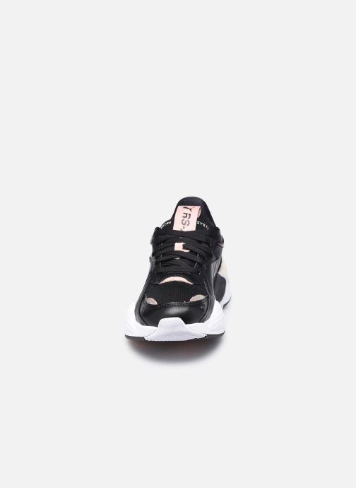 Sneakers Puma RS-X Mono Metal Wn's Zwart model