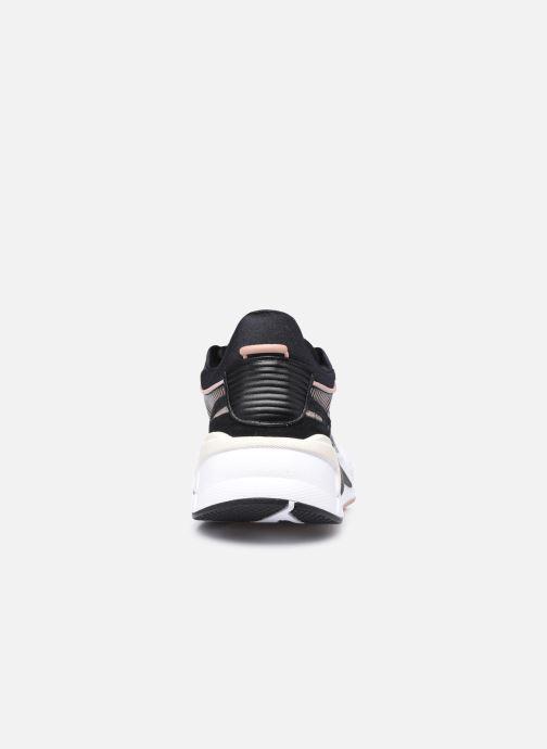 Sneakers Puma RS-X Mono Metal Wn's Zwart rechts