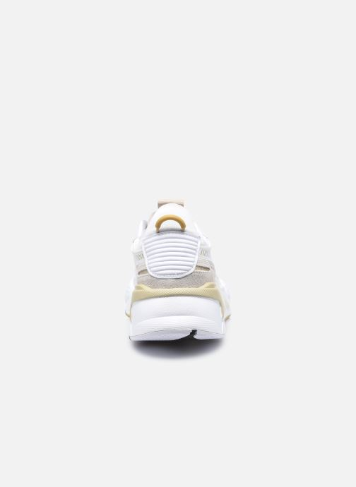 Baskets Puma RS-X Mono Metal Wn's Blanc vue droite