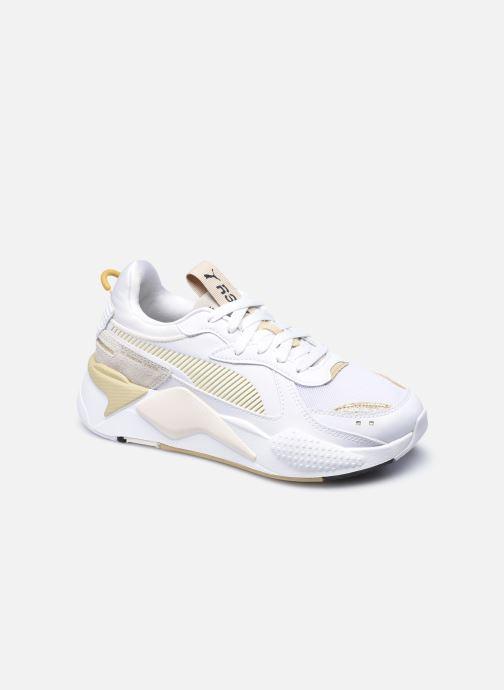Baskets Puma RS-X Mono Metal Wn's Blanc vue détail/paire
