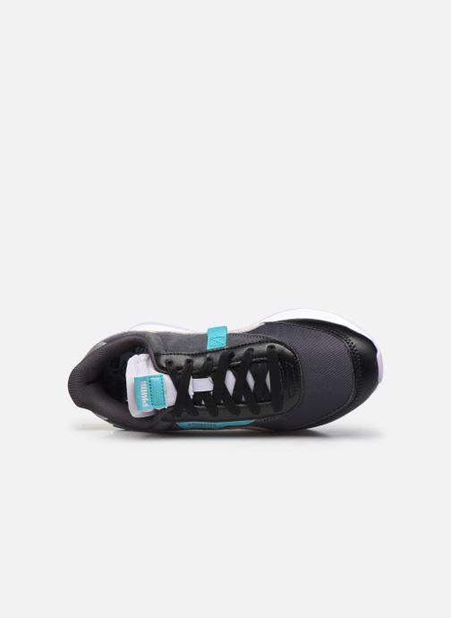 Sneaker Puma Future Rider Soft Metal Wn's schwarz ansicht von links