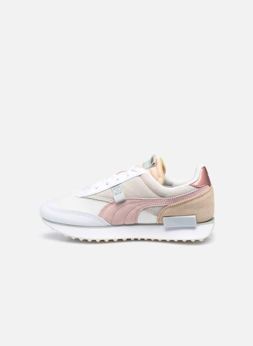 Sneakers Puma Future Rider Soft Metal Wn's Roze voorkant