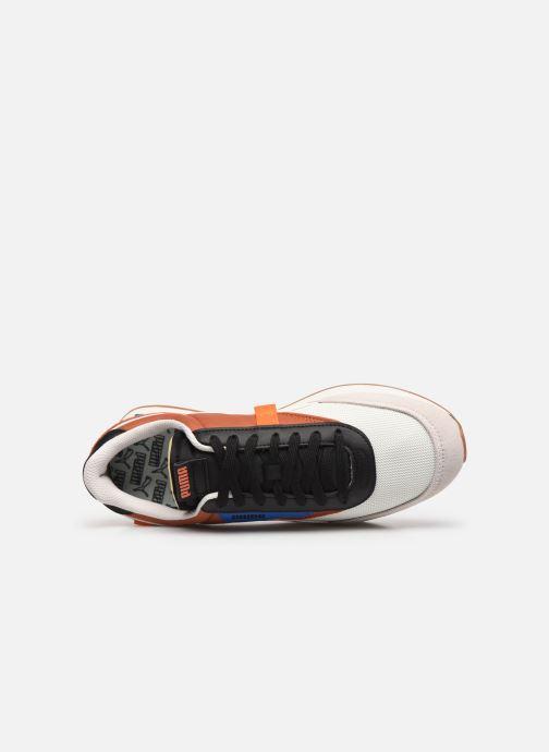 Sneaker Puma Future Rider New Purpose braun ansicht von links