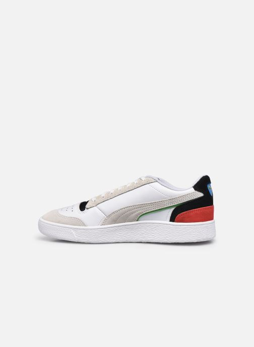 Sneakers Puma Ralph Sampson Unity Collection Bianco immagine frontale