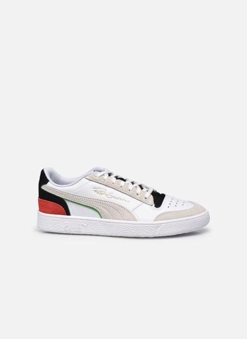Sneakers Puma Ralph Sampson Unity Collection Bianco immagine posteriore