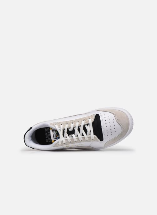 Sneakers Puma Ralph Sampson Unity Collection Bianco immagine sinistra