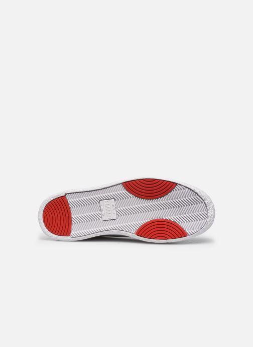 Sneakers Puma Ralph Sampson Lo Perf Brushed Bianco immagine dall'alto