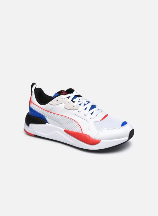 Baskets Puma X-Ray Game Blanc vue détail/paire
