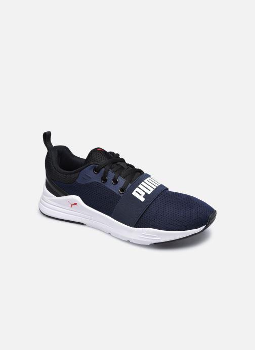Sneaker Puma Wired Run blau detaillierte ansicht/modell