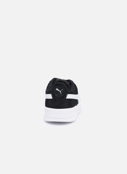 Sneakers Puma Carina Nero immagine destra