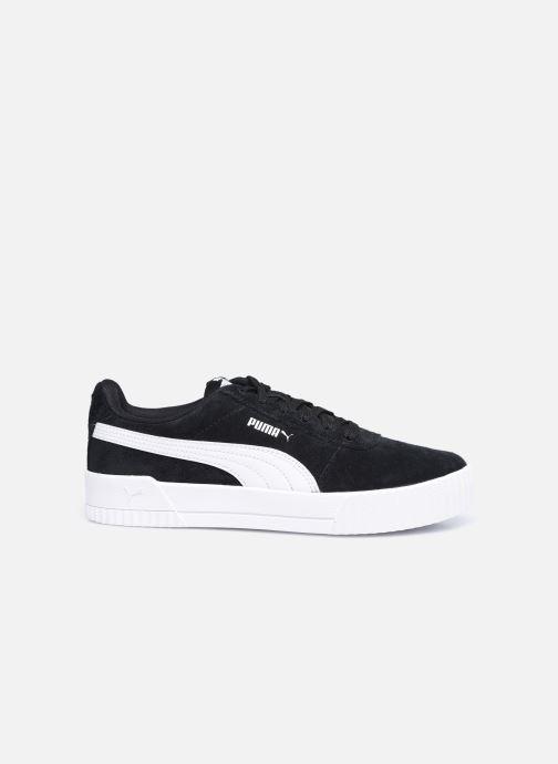 Sneakers Puma Carina Nero immagine posteriore
