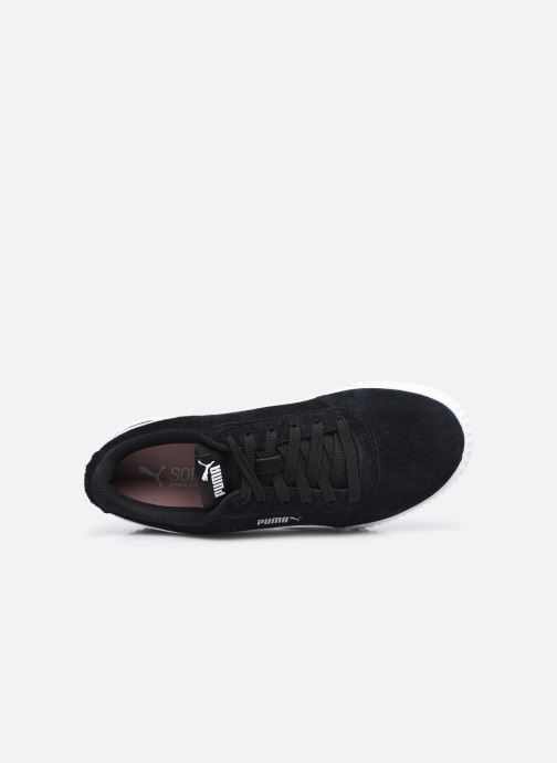 Sneakers Puma Carina Nero immagine sinistra