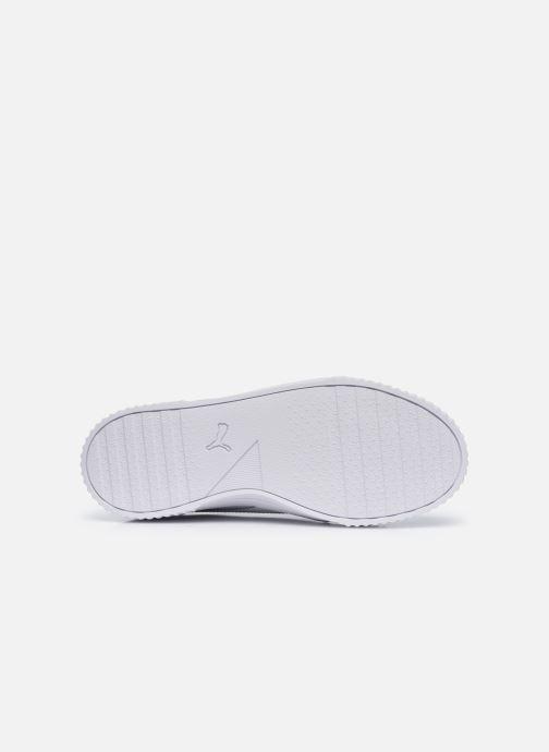 Sneakers Puma Carina L Bianco immagine dall'alto