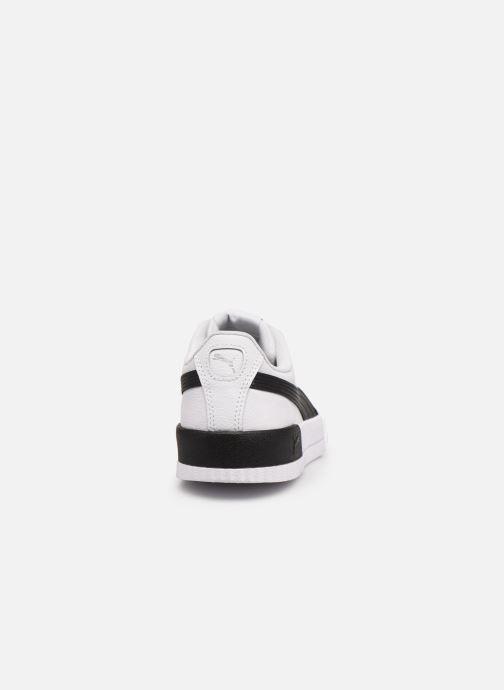 Sneakers Puma Carina L Bianco immagine destra