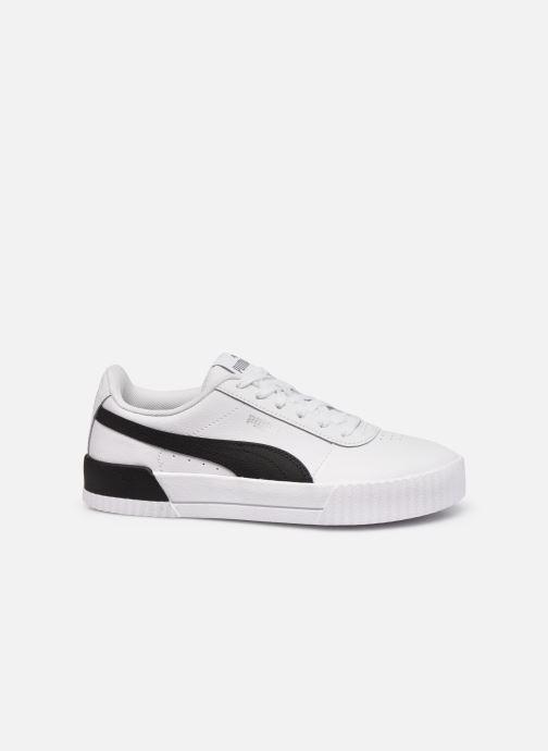 Sneakers Puma Carina L Bianco immagine posteriore