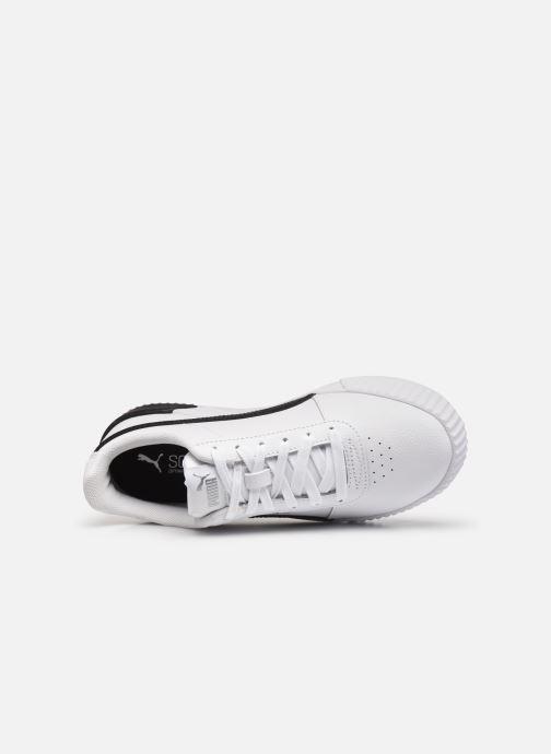 Sneakers Puma Carina L Bianco immagine sinistra