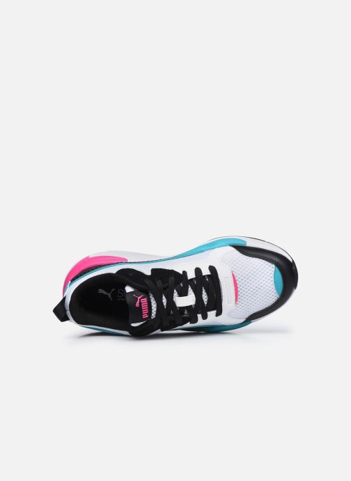 Sneakers Puma X-Ray Nero immagine sinistra