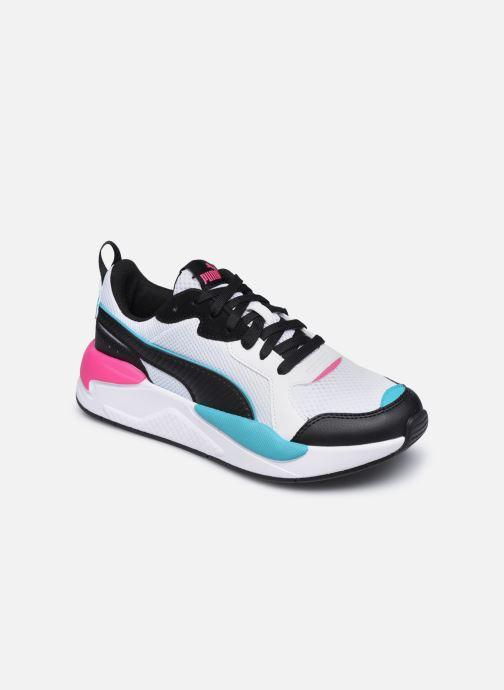 Sneakers Puma X-Ray Zwart detail