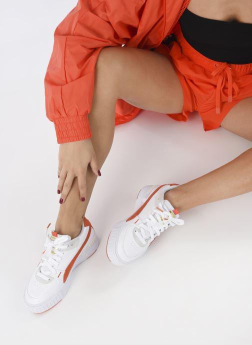 Sneakers Puma Cali Sport Mix Wn's Wit onder