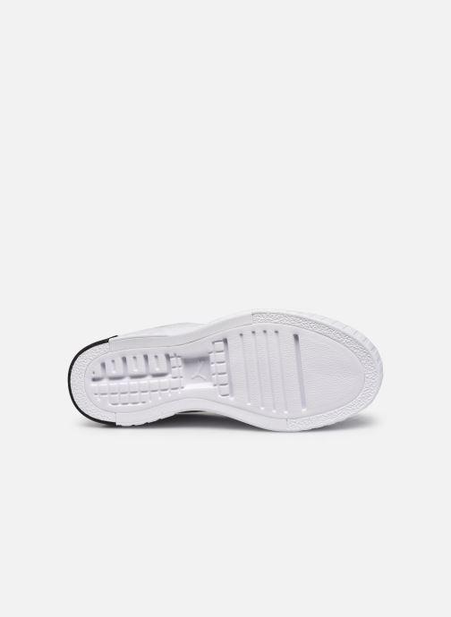 Sneaker Puma Cali Wedge Wn's weiß ansicht von oben