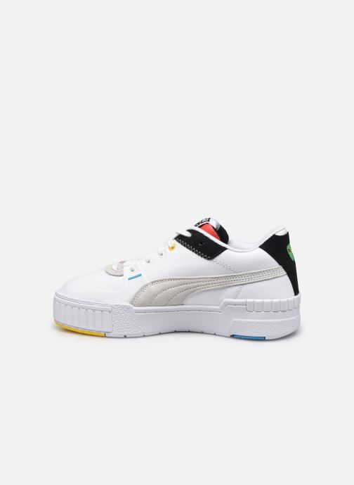 Sneakers Puma Cali Sport Unity Collection Bianco immagine frontale