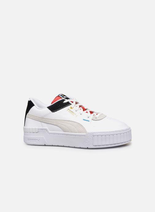 Sneakers Puma Cali Sport Unity Collection Bianco immagine posteriore
