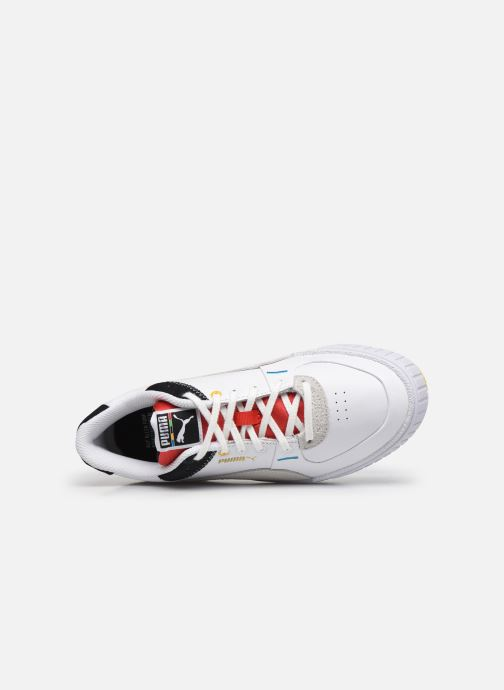 Sneakers Puma Cali Sport Unity Collection Bianco immagine sinistra