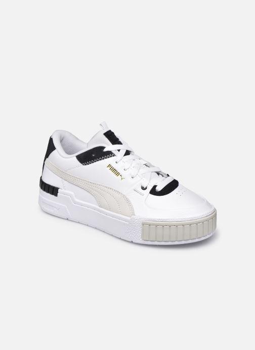 Sneaker Puma Cali sport mix weiß detaillierte ansicht/modell