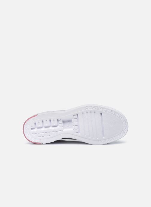 Baskets Puma Cali Wedge Mix Wn's Blanc vue haut