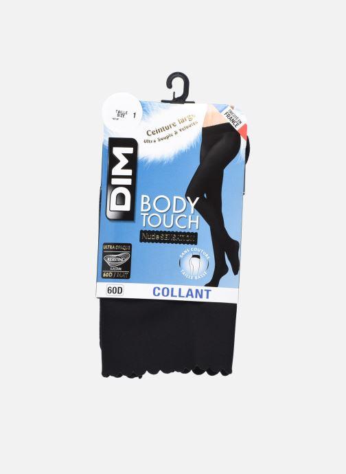 Chaussettes et collants Dim BODY TOUCH Collant NudeSensation Ultra-Opaque 60D Noir vue détail/paire
