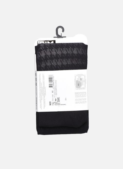 Calze e collant Dim STYLE Collant Pied de Coq 42D Nero modello indossato