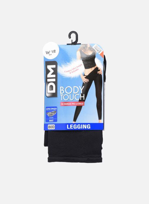 Chaussettes et collants Dim BODY TOUCH Legging Noir vue détail/paire