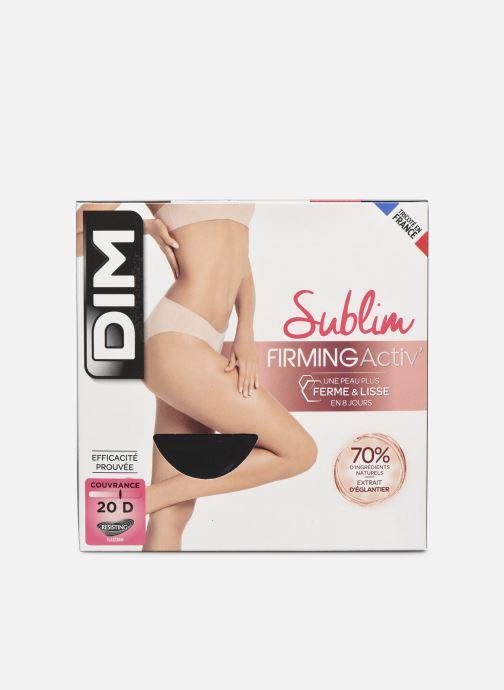Chaussettes et collants Dim SUBLIM Collant FirmingActiv 20D Noir vue détail/paire