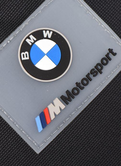 Sacs homme Puma BMW M MTSP Large Portable Noir vue gauche