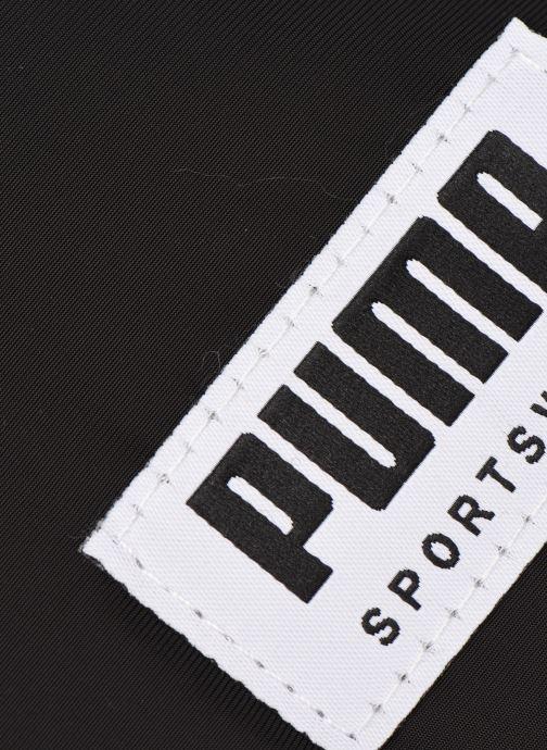 Borse uomo Puma Campus Portable Nero immagine sinistra
