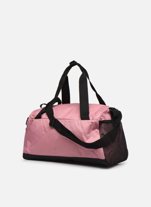 Bolsas de deporte Puma Challenger Duffel Bag XS Rosa vista lateral derecha
